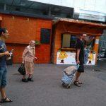 Samaritáni, aneb pomáhat starým lidem se musí i Bratislavě!