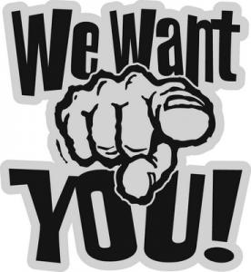 Hledáme tebe!