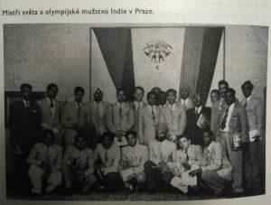 Indové v Praze