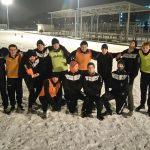 2. února 2017 HCH muži,trénink