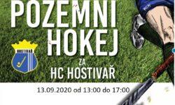 Hraj pozemní hokej za HC Hostivař - 13.9.2020